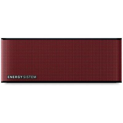 BOCINA PORTATIL ENERGY SISTEM EY-445899 10 W ROJO 60 HZ ~ 18 KHZ