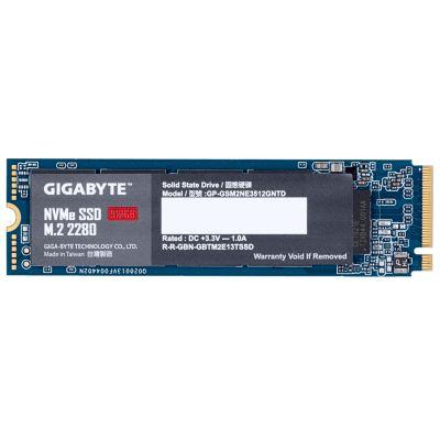 SSD GIGABYTE 512GB PCIE/M.2 2280 GP-GSM2NE3512GNTD