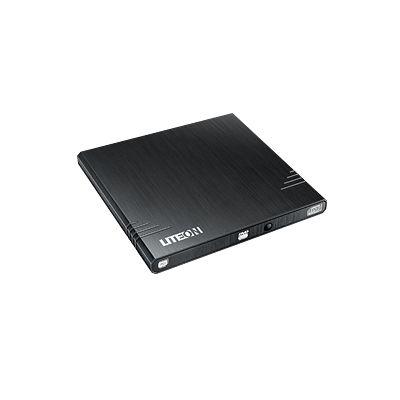 QUEMADOR DVD EXTERNO SLIM LITE ON  eBAU108-01 8X NEGRO