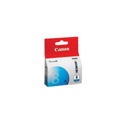 CARTUCHO CANON CLI-8 C CYAN 13ML P/PIXMA iP4200 (0621B002AA)