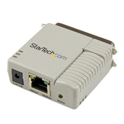 Servidor Impresion Paralelo  1Pto Red 10/100Mbps  STARTECH PM1115P2
