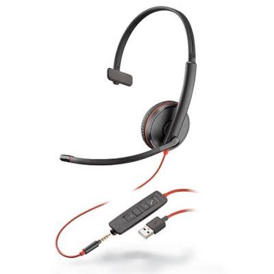 AUDIFONOS CON MICROFONO PLANTRONICS BLACKWIRE 3215 USB 209746-101
