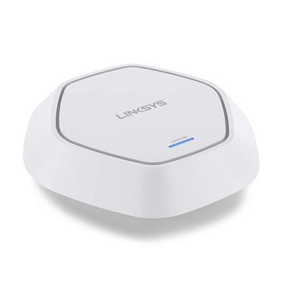 ACCESS POINT LINKSYS BUSINESS LAPAC1200C DOBLE BANDA TECHO POE BLANCO