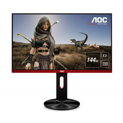 "MONITOR GAMER AOC G2590PX 24.5"" 1080P 144HZ FREESYNC 1MS NEGRO"