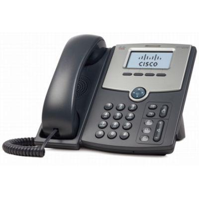 TELEFONO IP CISCO SPA512G W/ 2PORT GBE SWITCH POE AND LCD DISPLAY