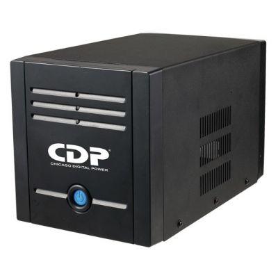 REGULADOR CDP 8CONT NEGRO OFICINA Y HOGAR 2400VA 1200W