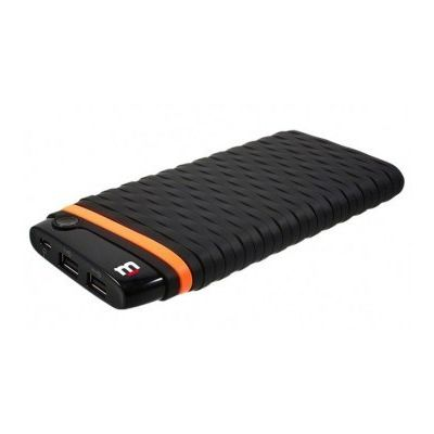 POWER BANK BLACKPCS KRONOS NEGRO 20000 MAH LED EPBBL10-20000