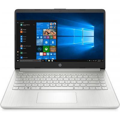 "LAPTOP HP 14-DQ1003LA CORE I5 1035G1 4GB+16GB OPT 256GB 14"" W10 6QW09L"