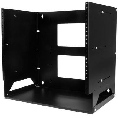 GABINETE RACK STARTECH 8U PARED CHAROLA INCORPORADA WALLSHELF8U