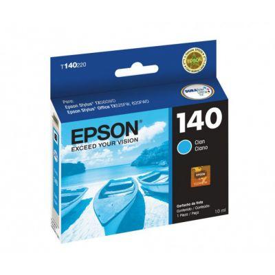 CARTUCHO EPSON T140220 CYAN TX525/TX620/TX560/T42/WF-3012