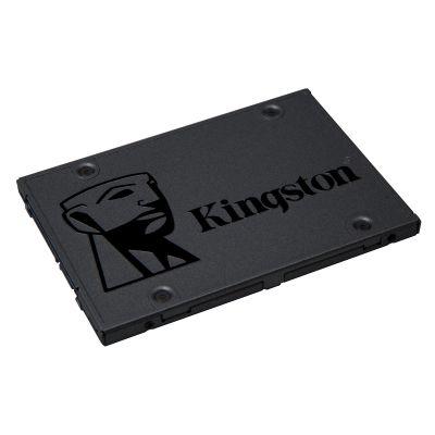 "UNIDAD SSD KINGSTON 480GB SATA3 2.5"" A400 500/450MB/S (SA400S37/480G)"