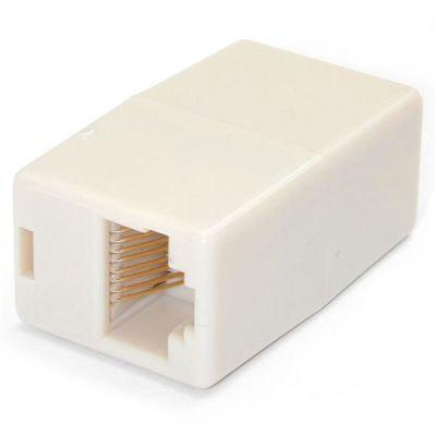 Caja de Empalme Acoplador cable  RJ45 Cat5  UTP  STARTECH RJ45COUPLER