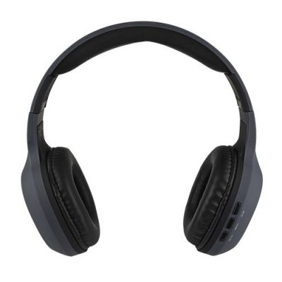 AUDIFONOS BLUETOOTH PERFECT CHOICE ON EAR NEGRO PC-116752