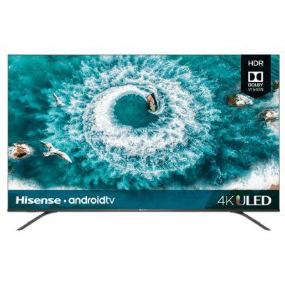 "PANTALLA SMART TV HISENSE 65H8F 65"" 4K ANDROID TV BLUETOOTH HDMI USB"