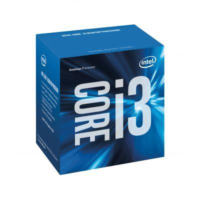 PROCESADOR INTEL CORE i3 6100 3.7GHz 51W SOC 1151 Caja BX80662I36100