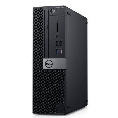 COMPUTADORA DELL OPTIPLEX 7060 SFF INTEL CORE I7 8 GB 1000 GB W10P