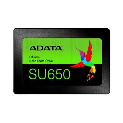 """UNIDAD SSD ADATA SU650 480GB SATA III 2.5"""" (ASU650SS-480GT-R)"""