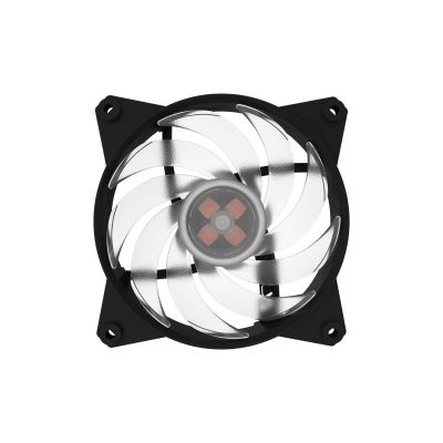 VENTILADOR COOLER MASTER MASTERFAN PRO 120 AIR BALANCE RGB 120MM NEGRO
