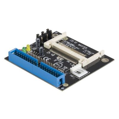 ADAPTADOR DE IDE ATA A COMPACT FLASH CF SSD CONVERSOR  STARTECH IDE2CF