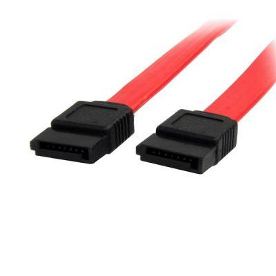 Cable SATA 0.45m - Rojo - 18in   STARTECH SATA18