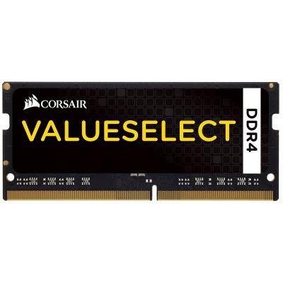 MEMORIA RAM CORSAIR DDR4 2133MHZ 4GB CL15 SO-DIMM CMSO4GX4M1A2133C15
