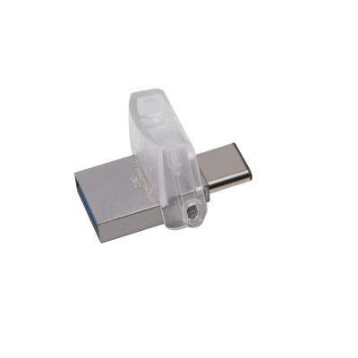 MEMORIA FLASH KINGSTON 32 GB MICRODUO 3C USB 3.1 (DTDUO3C/32GB)