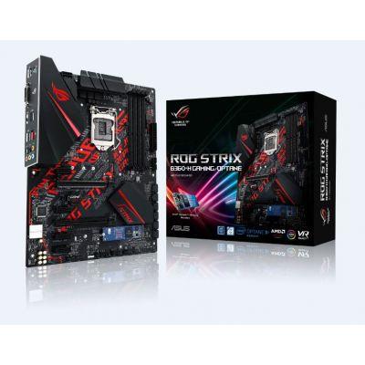 TARJETA MADRE ASUS ROG STRIX B360-H GAMING 4DDR4 HDMI/DVI 8va S-1151