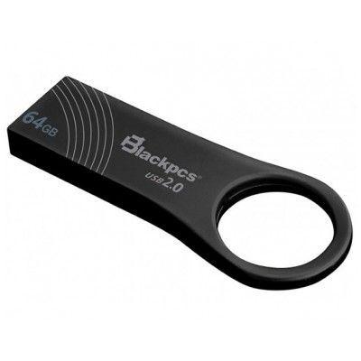 MEMORIA USB FLASH BLACKPCS NEGRO 64GB USB 2.0 MU2102BL-64