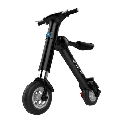 HOVER-1 XLS FOLDING ELECTRIC SCOOTER BLACK HY-HBKE-BLK