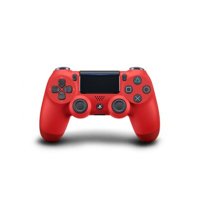 CONTROL PS4 SONY DUALSHOCK4 INALAMBRICO MAGMA RED 3001551