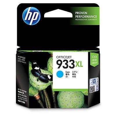 CARTUCHO HP 933XL CYAN PARA 7110/7610 (CN054AL)