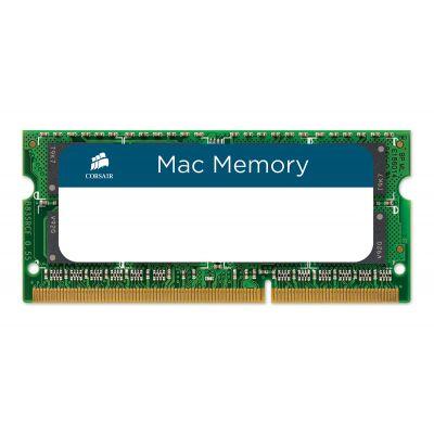 MEMORIA SODIMM DDR3 CORSAIR 4GB 1333Mhz APPLE QUALIFIED CMSA4GX3M1A13