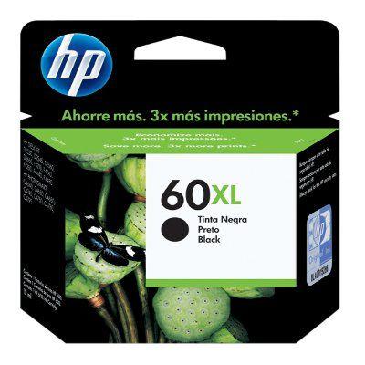 CARTUCHO HP 60XL NEGRO PARA D1660/2660 F4400 (CC641WL)