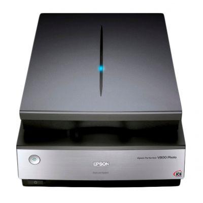 ESCANER PERFECTION EPSON V800 6400X9600 DPI USB PHOTO (B11B223201)