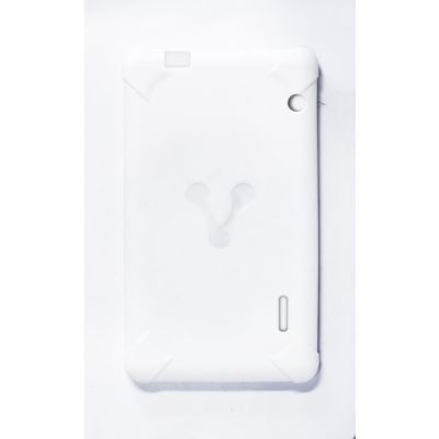 "FUNDA SILICON 7"" TABLET VORAGO TC-124 BLANCO"