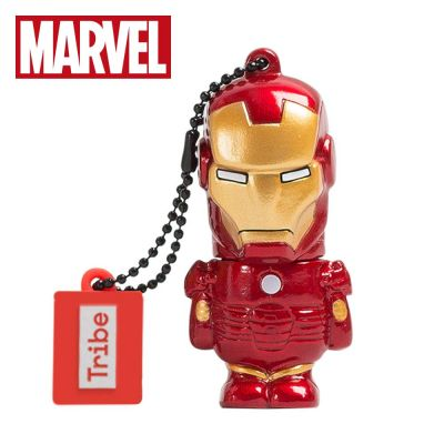 MEMORIA USB 32GB TRIBE MARVEL IRON MAN FD016704
