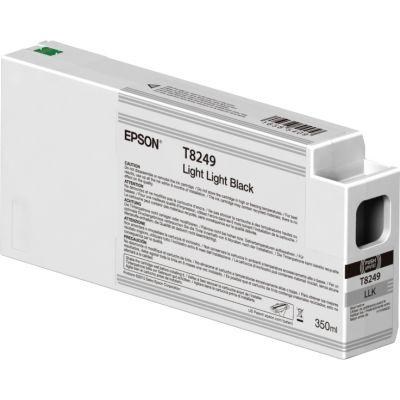 CARTUCHO EPSON ULTRACHROME HD NEGRO CLARO CLARO 350ML T824900