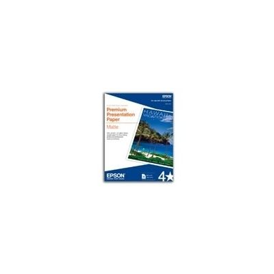 """PAPEL EPSON DOUBLE SIDED MATTE 50 HOJAS - CARTA 8.5"""" X 11"""""""