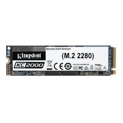 UNIDAD SSD KINGSTON SKC2000 2000G M.2 2280NVME(SKC2000M8/2000G)