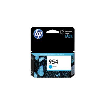 CARTUCHO ORIGINAL DE TINTA CIAN HP 954 OFFICEJET PRO 700 PAG(L0S50AL)