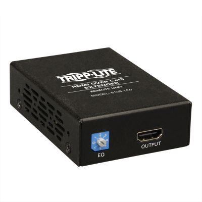 EXTENSOR DE RANGO TRIPP LITE PARA VIDEO HDMI AUDIO CAT5/CAT6 B126-1A0