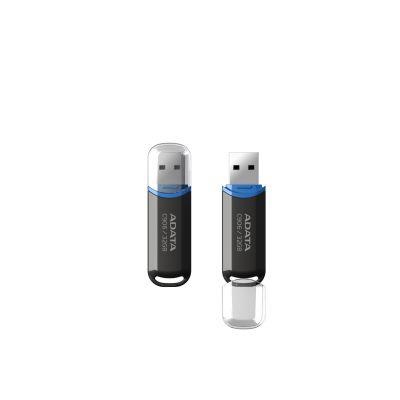 MEMORIA FLASH USB ADATA C906 32GB NEGRA (AC906-32G-RBK)