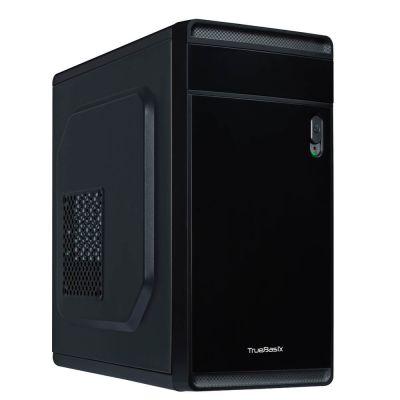 GABINETE TRUE BASIX DELTA AXT/MINI ATX 500W NEGRO TB-924863