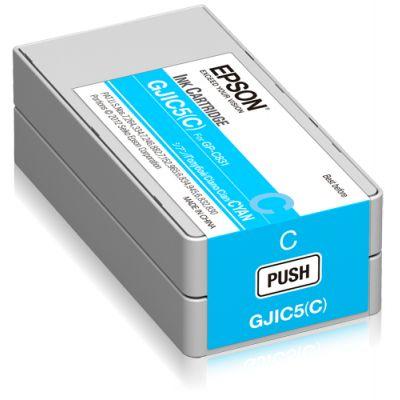 CARTUCHO EPSON COLORWORKS GP-C831 GJIC5(C) CYAN C13S020564