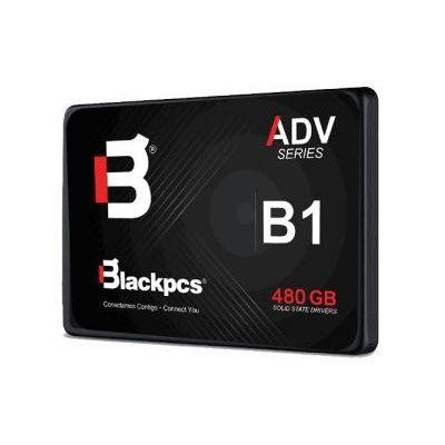 UNIDAD DE ESTADO SOLIDO SSD BLACK PCS 480GB (AS2O1-480)