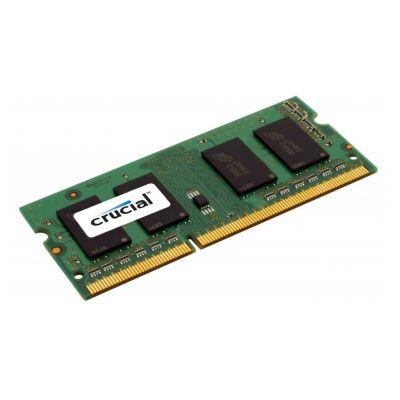 MEMORIA RAM CRUCIAL PC3L-12800 8GB DDR3L 1600MHZ SODIMM CT102464BF160B