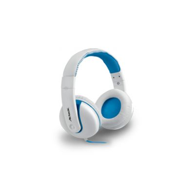 DIADEMA ACTECK AC-02010 HD-600 DIADEMA COLOR BLANCO ALAMBRICO