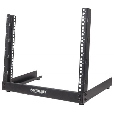 "RACK INTELLINET 19"" 2 POSTES 12U ESCRITORIO ACERO 714747"
