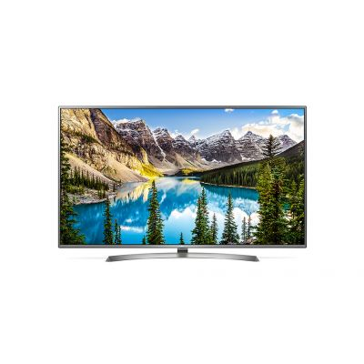 SMART TV LG LED 75'' 4K ULTRAHD WIDESCREEN METALICO/NEGRO 75UJ6520