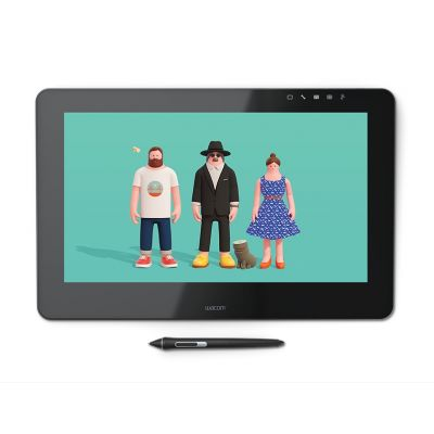 TABLETA WACOM CINTIQ PRO 16 CREATIVE PEN Y TOUCH DISPLAY